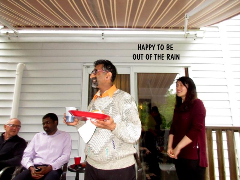 Rajeev rain